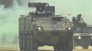 564裝甲旅士官遭戰車夾傷 術後病況趨穩