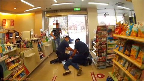 捧282萬現金買泰達幣 攜槍賣家超商內被打趴