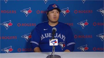 MLB/亞洲球員唯一投開幕戰 藍鳥新王牌柳賢振