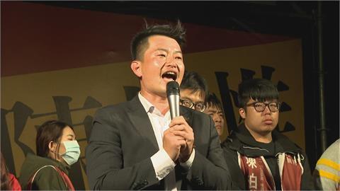 日議員隔海挺3Q 應援陳柏惟「全中文」喊話:國民黨的惡劣策略!