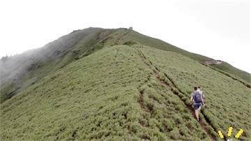 外國網紅一日爬合歡山 首次在台灣登山的經驗是......