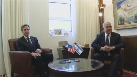 中東行!將會晤以巴雙方領導人  美國務卿布林肯:鞏固停火的努力