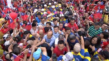 韓國瑜凱道造勢無用?最新民調逾50%不支持選總統