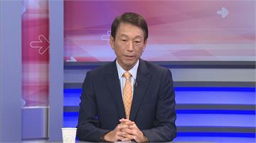前參謀總長李喜明 首上政論節目談兩岸