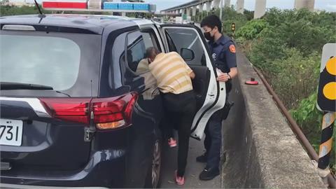 皮夾手機都沒帶!60歲男外出訪友失聯 在國道路肩被發現