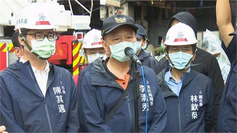 快新聞/高雄城中城救出40人 消防局:8人OHCA、恐增至10幾人