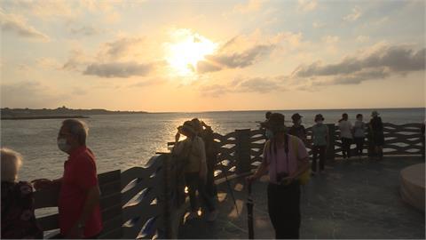 海上最美伸展台!「芝蘭公園海景平台」9/11啟用