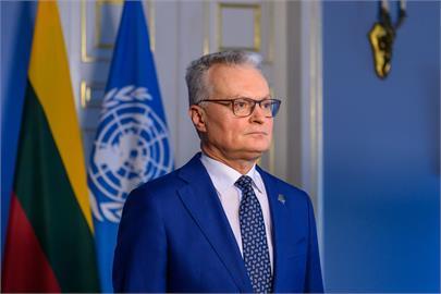 中國籲俄、白羅斯聯手「懲罰」 立陶宛總統堅持:捍衛民主絕不退讓!