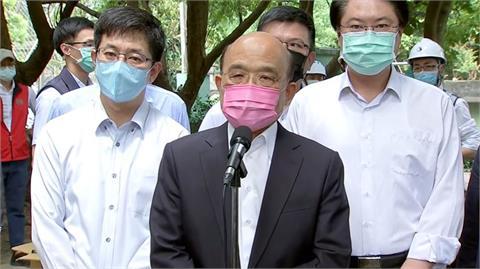 快新聞/上海復星遭爆要求收集台灣接種者個資    蘇貞昌:我們守住了