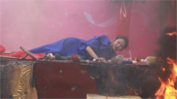 國民舅媽賴慧如《多情城市》陷火場?!   前夫王燦 初戀情人倪齊民 英雄救美?!