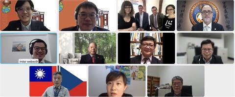 快新聞/史上首次! 台灣與捷克「智庫外交」強化國安議題研究交流
