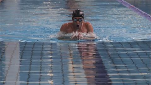 奧運難民隊截肢泳將 再戰東京帕奧獎牌