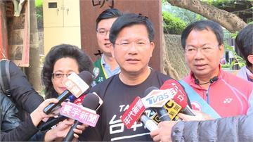 林佳龍豐原掃街衝刺 批韓國瑜辯論文不對題