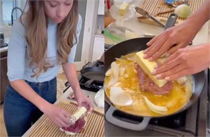 美食網紅揭餐廳「不願外流」牛排煎法!一票廚師狂吐槽:大錯特錯