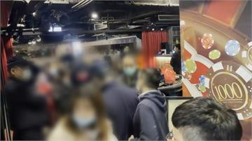 警破基隆最大賭博電玩店 逮17賭客10員工