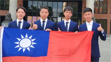 快新聞/捷報! 生物奧林匹亞競賽台灣奪2金2銀 國際排名第4