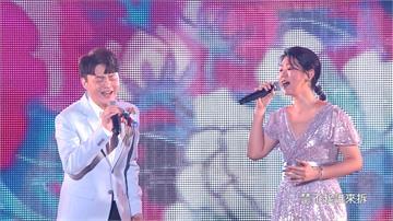 雙十晚會首度移師桃園 曹雅雯、許富凱合唱掀高潮