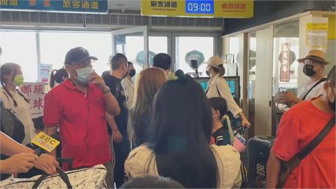 中秋連假一早塞爆! 民眾報復性出遊 小琉球、澎湖湧人潮