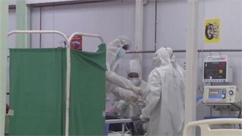 印度第二波疫情續燒 總確診突破兩千萬大關