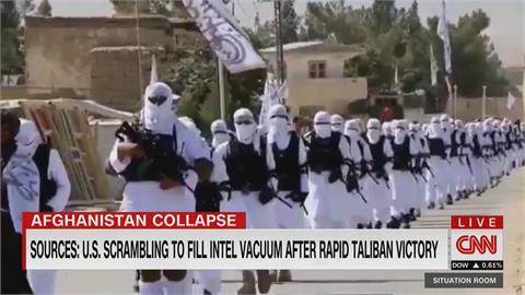 阿富汗垮太快美國撤軍釀情報真空 恐倒退回911恐攻前