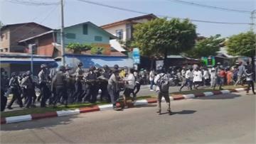 緬甸示威再傳槍響 UN呼籲軍方立馬放人