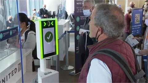 從託運到登機「零接觸」 美國內航線啟用刷臉系統