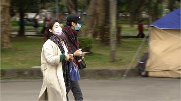 快新聞/今晨12.2℃再創入冬新低溫! 北台灣陽光露臉「入夜變天」濕涼3天