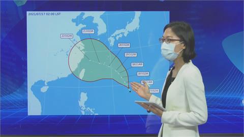 快新聞/「烟花」颱風最快今晚生成!  這4天對台灣影響最大