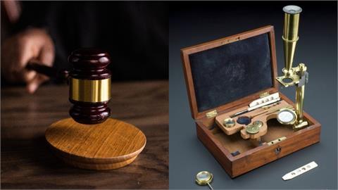 達爾文送兒子的顯微鏡拍賣創天價!擁200年歷史1台約1350萬