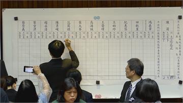 快新聞/藍委強力杯葛下 陳菊獲65張同意票出任監察院長