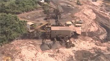 巴西水壩崩塌潰堤 死傷人數攀升至58死、305失蹤