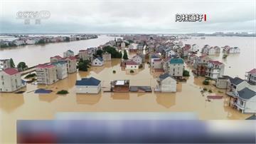 中國都昌撤萬人!當局警告長江中下游將出現洪峰