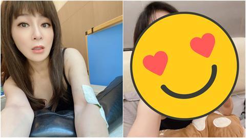 王彩樺中秋手拿柚子「驚見多2粒」網笑:要嫦娥情何以堪!