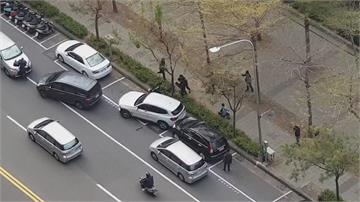 涉及農曆年前嘉義擄人勒贖!警方包抄爆發槍戰 嫌犯中彈不治