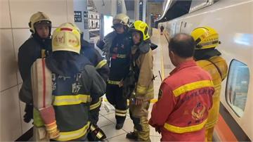 高鐵乘客稱「帶爆裂物」引虛驚 警加強巡邏