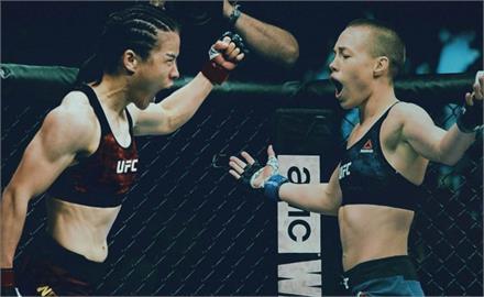 自由之戰!「暴徒玫瑰」78秒解決中國UFC冠軍 拳王泰森神預測曝光