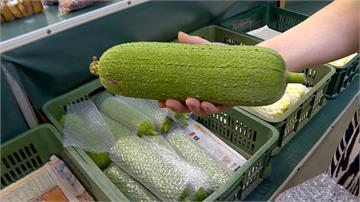 絲瓜價格直直落!10元一斤起跳  民眾驚呼真的好便宜