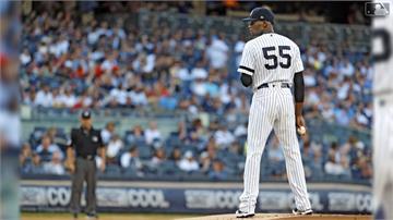MLB/洋基投手家暴遭禁賽 何曼歸隊記者會道歉