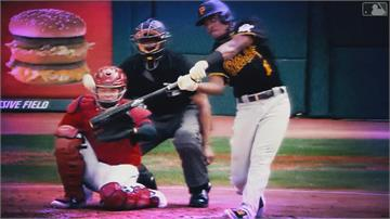 MLB/大聯盟星二代 海盜三壘超級新秀受矚目