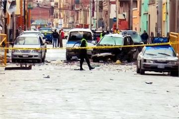 玻利維亞「奧魯羅」再傳爆炸 至少4死10傷