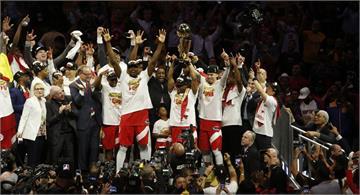 NBA決賽/暴龍隊史首冠到手!終場114:110退勇士