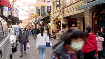 迪化街禁設攤 取消實體活動  周末採買人潮銳減  30間老店線上求轉型