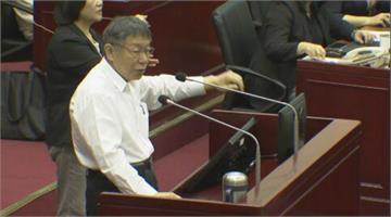 快新聞/自己懂醫學「陳吉仲懂政治」 柯文哲嗆:以後恐有農場養萊豬專門出口台灣
