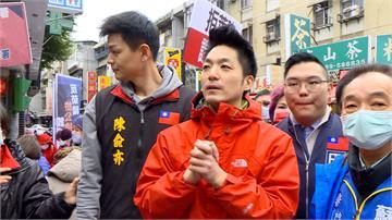 趙少康力挺蔣萬安選台北市長  陳時中部長被問冷回這一句