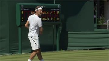 網球/溫布頓取消賽事得等明年 費德勒崩潰「又老一歲」