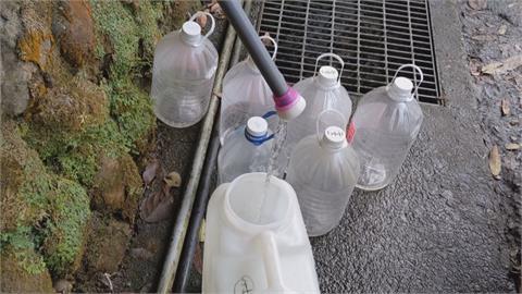 旱情影響!山泉水取用增加 南投環保局幫你驗安不安全