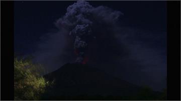 火山再噴發!峇里島機場緊急關閉16小時