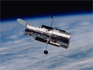 哈伯太空望遠鏡當機 觀測宇宙服役逾30年