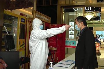快新聞/中國27日新增64例武肺本土病例 新疆57例均來自烏魯木齊