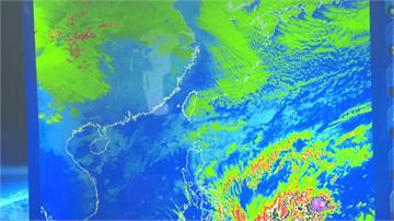 今年首颱「杜鵑」形成!往南海移動 東部、恆春將有短暫降雨